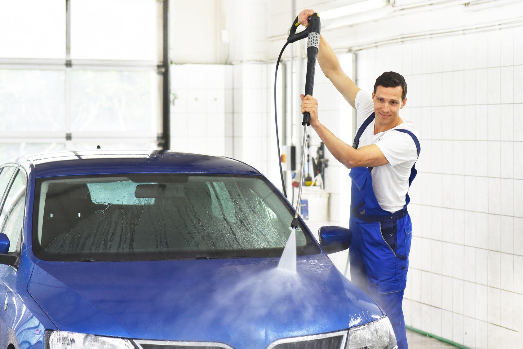 Myjnia samochodowa Pulsar Energia program poleceń